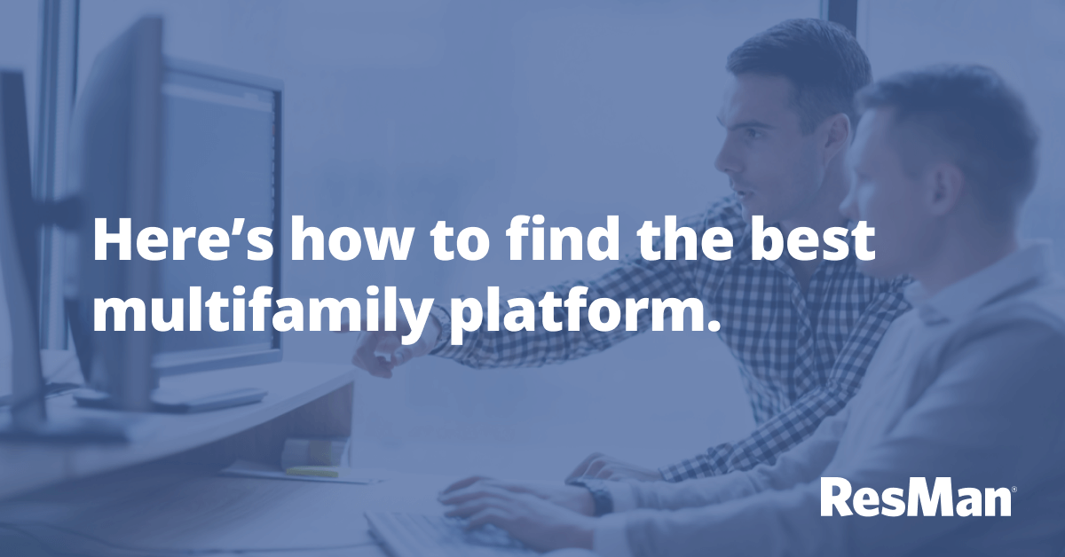 10 Qualities of the Best Multifamily Housing Software