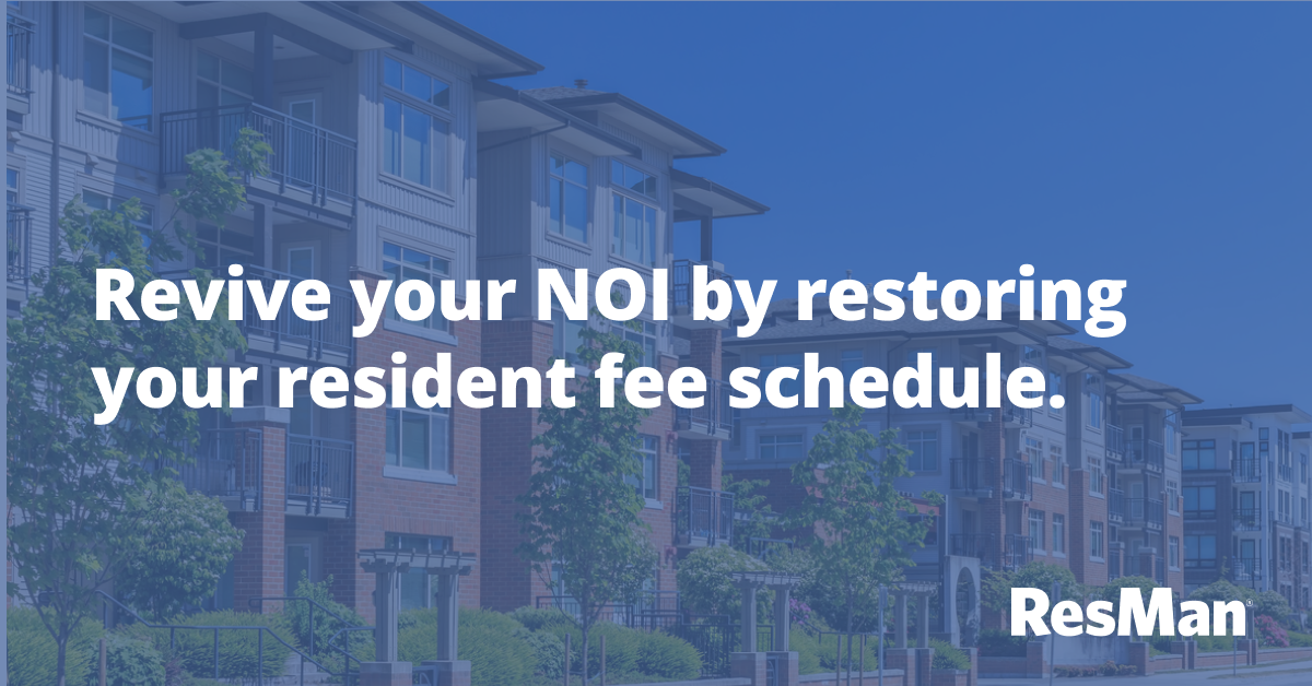 Property Management: Leveraging Resident Fees as Ancillary Income
