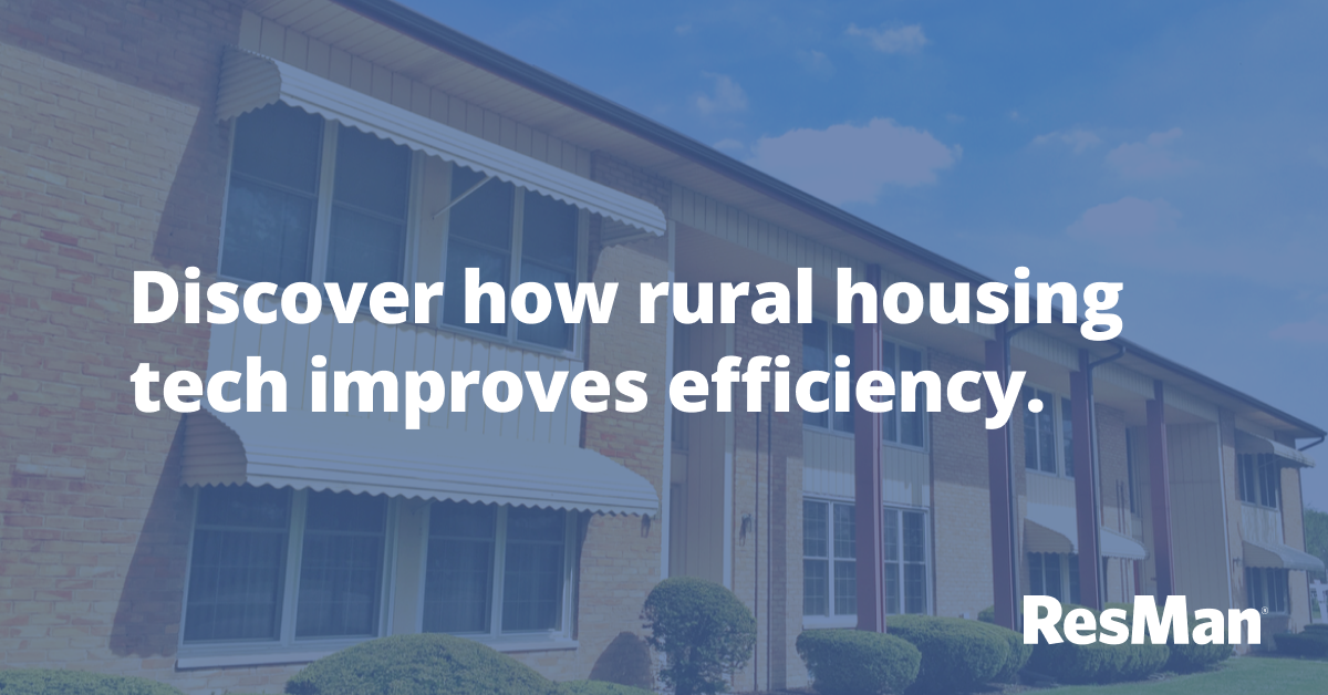 The Rise of Rural Housing Management Technology